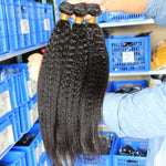 Peruvian Kinky Straight Extensions with Closure