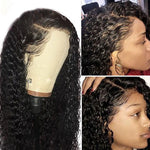Elva Brazilian Curly Full Lace Wig