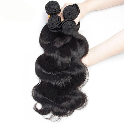 Raw Indian Body Wave Hair Extensions