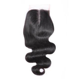 Brazilian Body Wave 4x4 Lace Closure