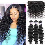 All Love Peruvian Loose Deep Wave Extensions