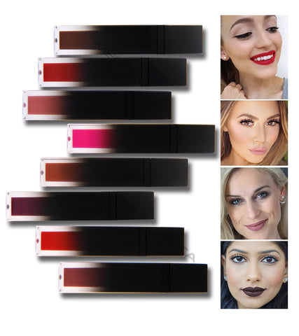 Private Label Matte Waterproof Vegan Liquid Lipstick (bulk order only)