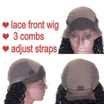 Dream Peruvian Wavy Lace Front Wig