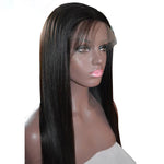 Glueless Yaki Straight Full Lace Wig