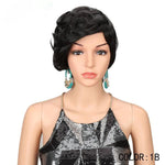 Ombre Loose Curl 10 Inch  Synthetic Wig