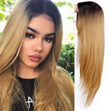 Ombre Long Synthetic Wig (multiple colors available)