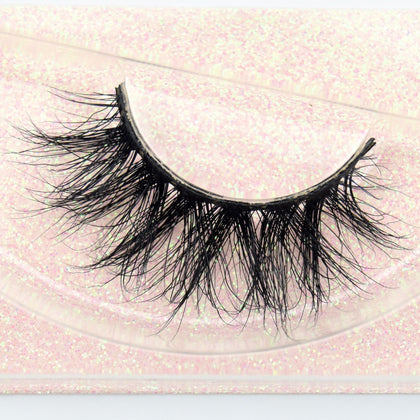 Handmade 3D Mink Lashes Full Strip (5 pair lot)