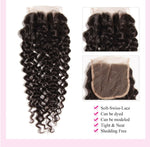 Peruvian Curly Hair (5 piece lot)