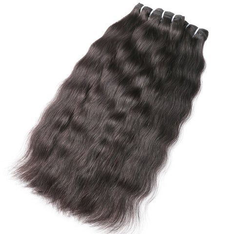 Raw Indian Virgin Straight Hair Extensions