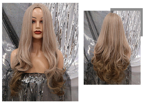 Loose Wave Synthetic Wig (multiple colors available)