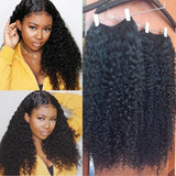 Brazilian Curly Extensions