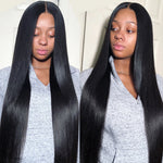 Brazilian Raw Virgin Straight Extensions