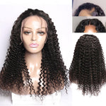 Vip Malaysian Deep Wave Lace Front Wig