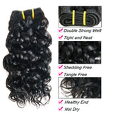 Brazilian Water Wave Extensions
