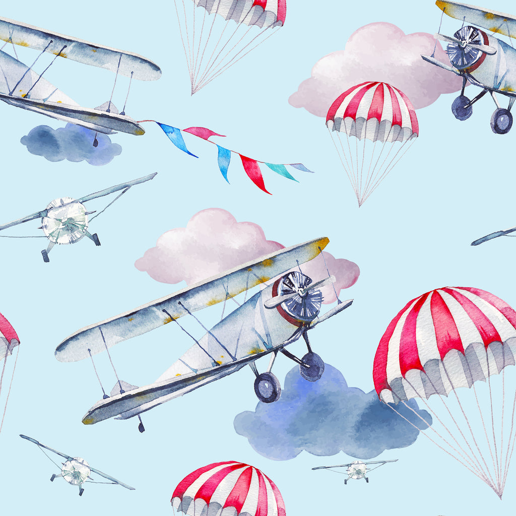 Aeroplane Digital Print - Retail
