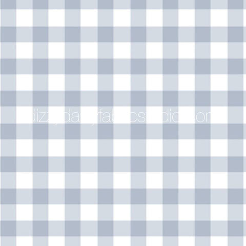 Grey Gingham Small - Retail