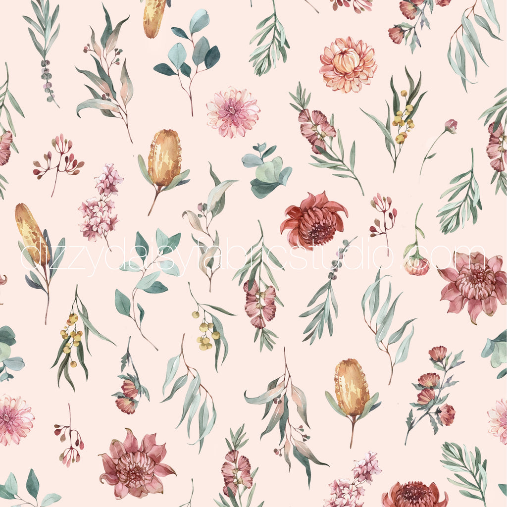 Bush Blossom - February Pre Order 16th -23rd CLOSED