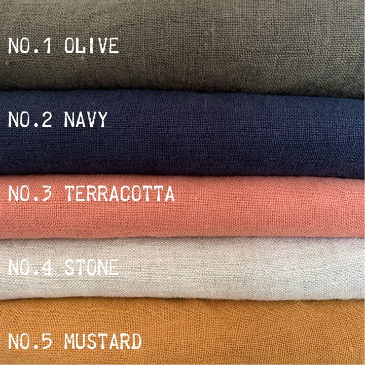 Stonewashed - Pure Linen