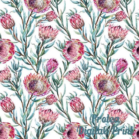 Protea Digital Print - PRE ORDER OPENS FROM FRI 18th JAN - 1st FEB CLOSED