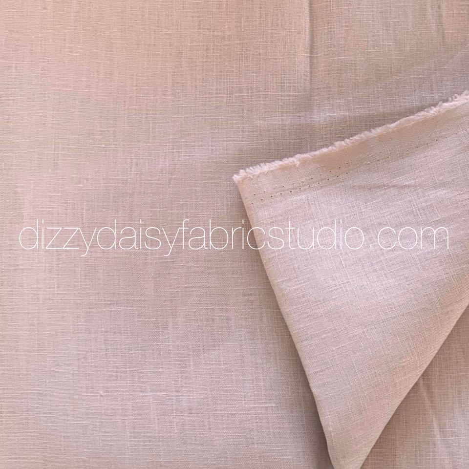 Champagne Pink - Pure Linen