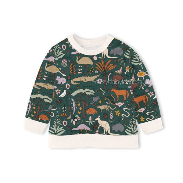 Outback Animal Green - Pre Order 21st July - 28th July CLOSED