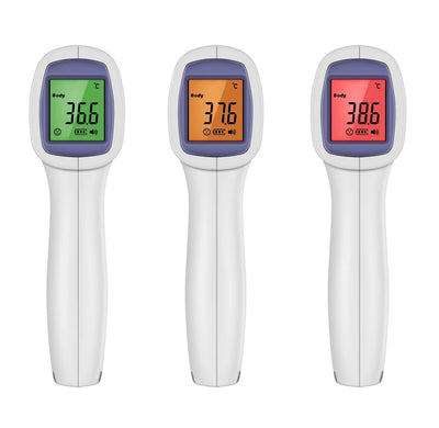 Infrared Thermometer - No Touch