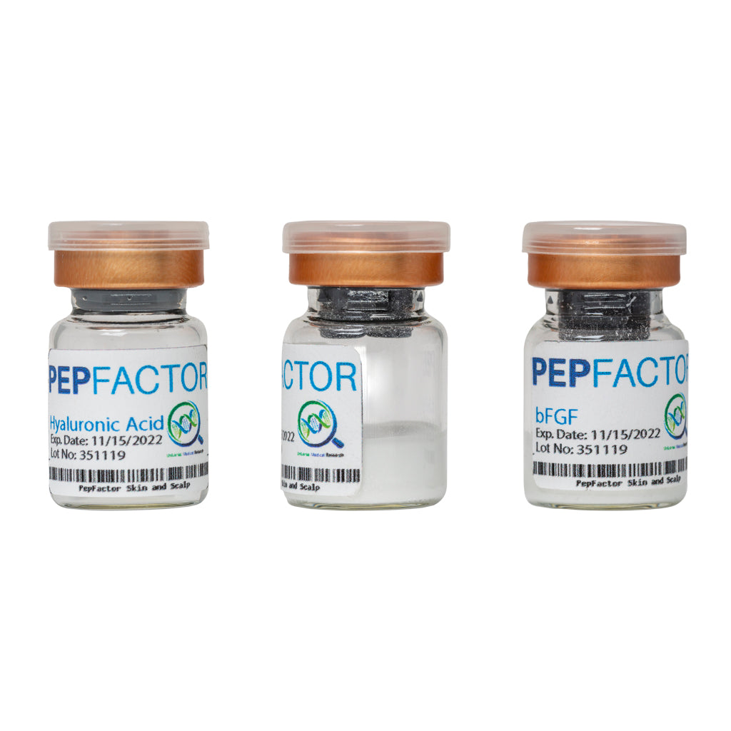 Pep Factor For SCALP Rejuvenation
