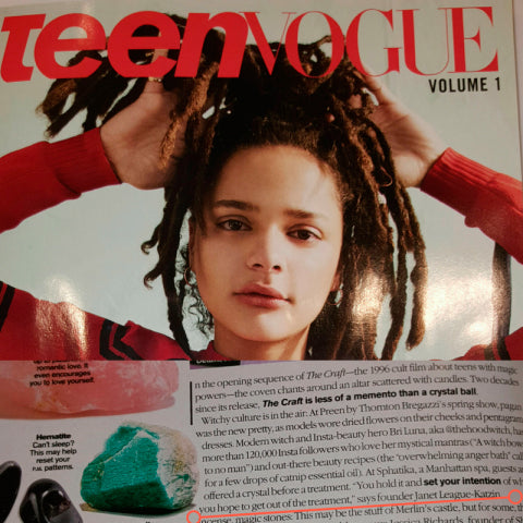 Teen Vogue Volume 1: The Love Issue 2017