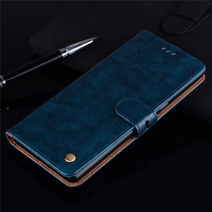 Luxury Wallet Case for Samsung