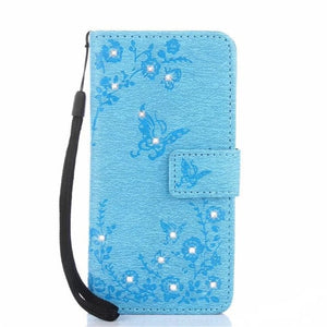 Butterfly  Wallet case