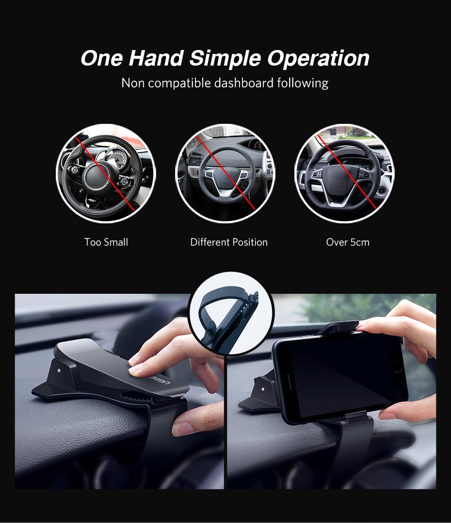 Dashboard Car Holder for all phones