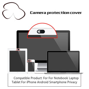 Privacy protector  WebCam Cover Magnet Slider for all phones