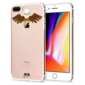 Cool Eagle iPhone Case