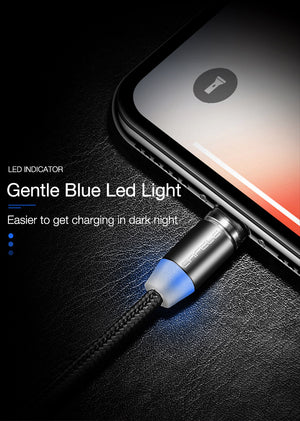 LED Magnetic USB Cable