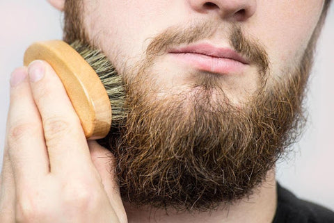 Over-Brushing Your Beard