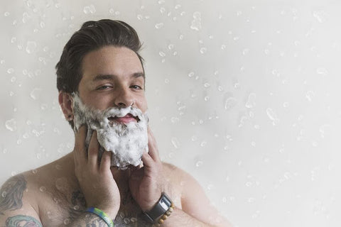 Over Washing Your Beard