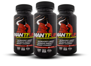 MANTFUP 3 Pack T Booster