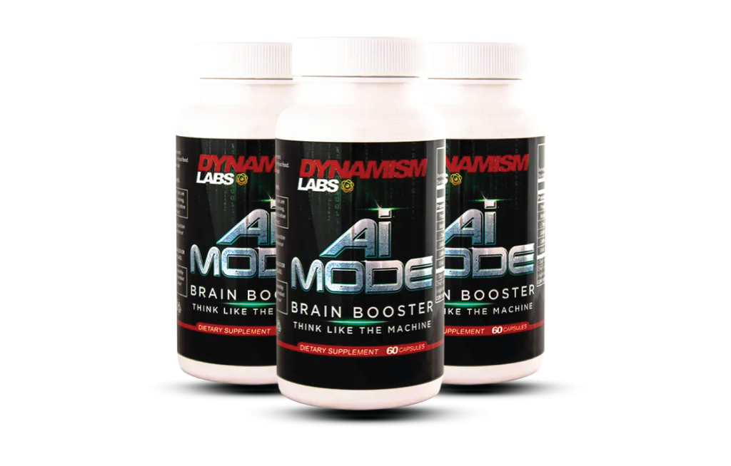 3 Pack Ai Mode Brain Booster