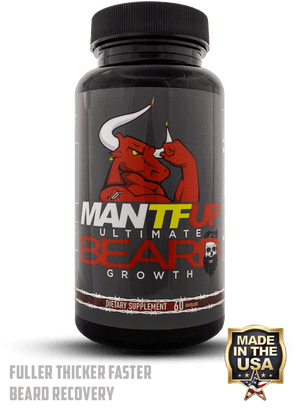 Ultimate Beard Growth - Dynamism Labs