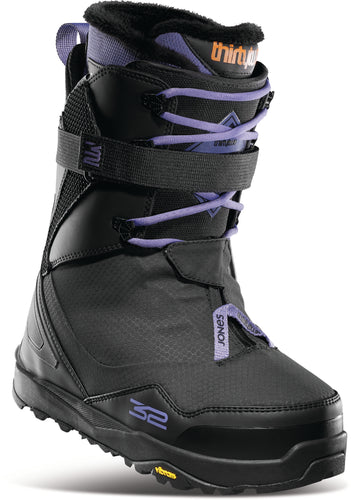THIRTYTWO W's TM-2 JONES black/purple