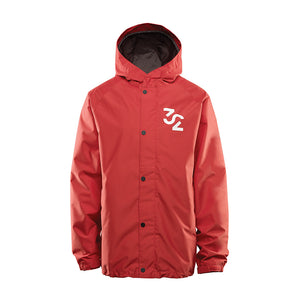 THIRTYTWO YOUTH LEAGUE JACKET Red
