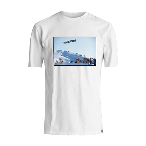 TRANSFORM PHOTO TEE White