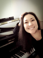 Jen Smith Lanthier Canadian composer of piano music
