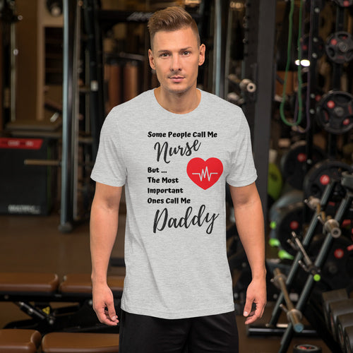 Nurse Daddy Short-Sleeve Unisex T-Shirt