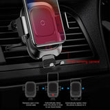 COMPACT CAR WIRELESS CHARGER