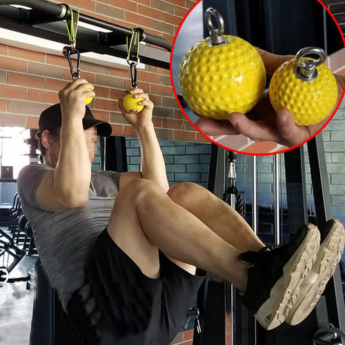 LEVITATE™️GRIP GRENADES  - FOR ROCK CLIMBING & STRENGTH TRAINING