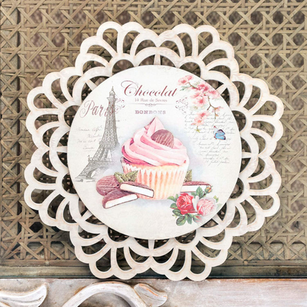 Cupcake And Cookie Trivet