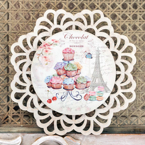 Beautiful Cupcake Stand Trivet