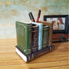 Vintage Library Tabletop Accent-Desk Organizer