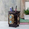 Vintage Camera Accent/Desk Organizer